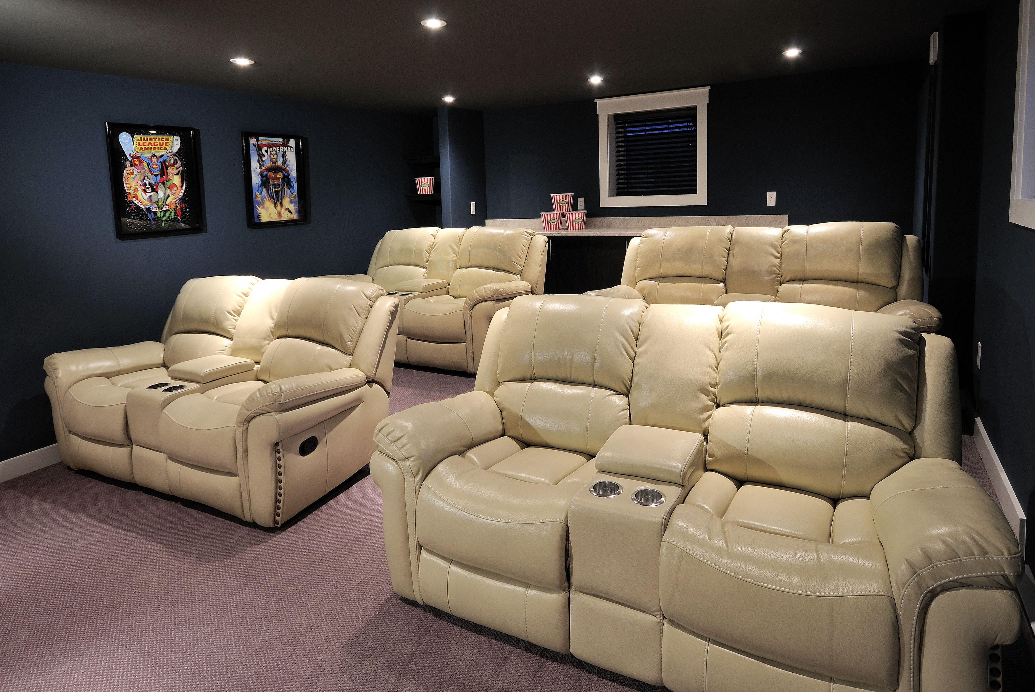 Ultimate Dream Home 31 Theatre Room