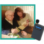 Pocket Talker Amplifies Family Connection