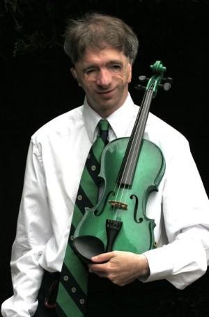"Francis Smith – ""The Green Violin: My Life with No Ears"""