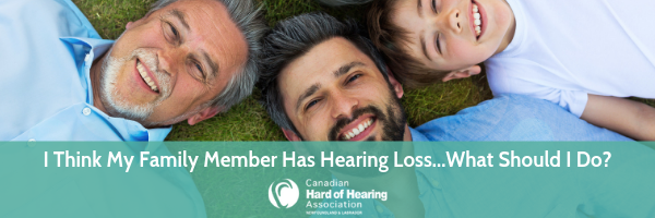 Family Member Hearing Loss