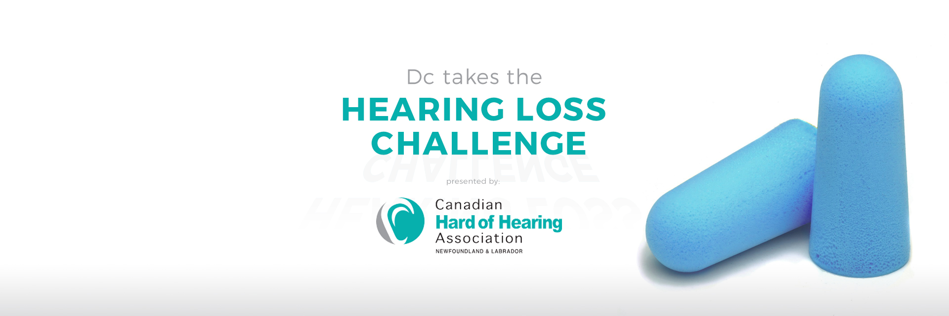 DC Takes The Hearing Loss Challenge