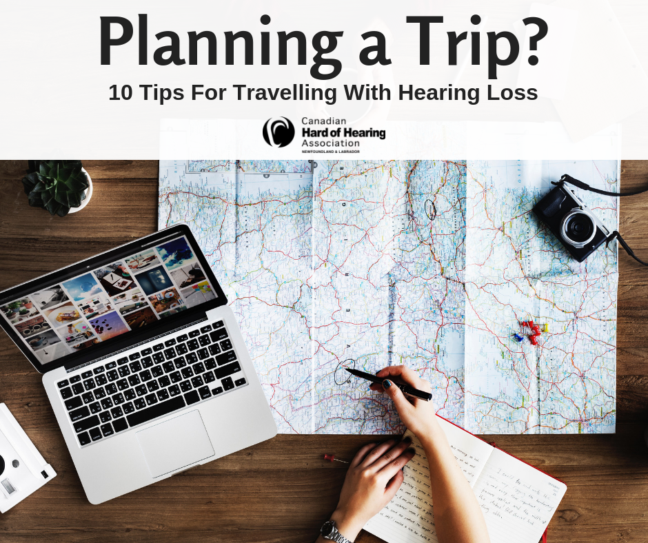 Tips For Travelling With Hearing Loss
