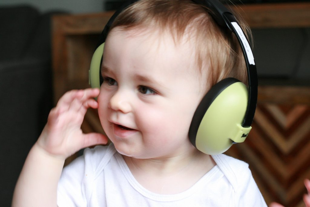 Toddler Ear Muffs