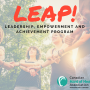 Teens, join the BRAND NEW LEAP! 2017 Program