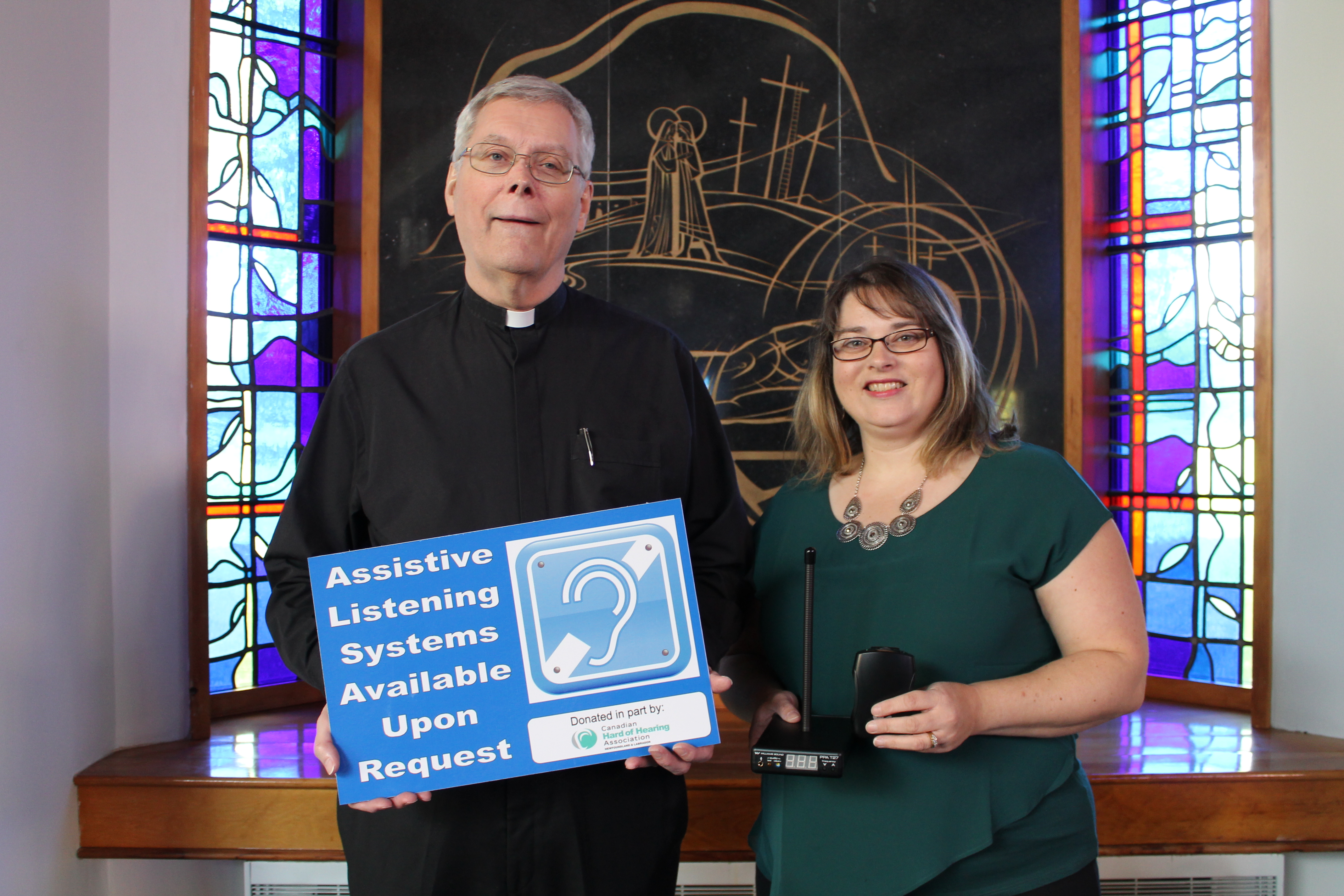 Hearing Accessibility in Houses of Worship – Mary Queen of Peace Parish