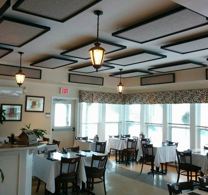 Pantry Cafe: Less Noise at Local Restaurant