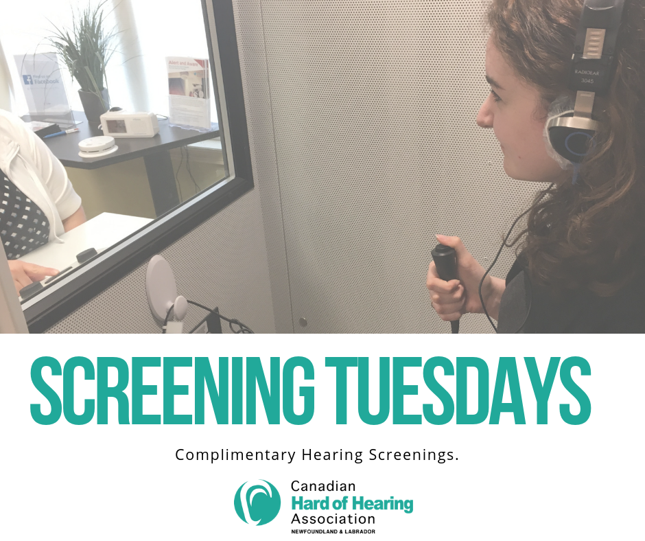 Hearing Screening Newfoundland