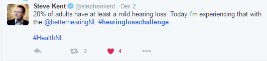 Steve Kent - Hearing Loss Challenge: Your Stories