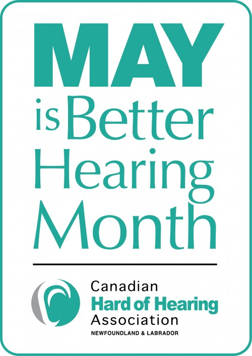 May: Better Hearing & Speech Month