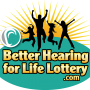 The Better Hearing For Life Lottery Returns